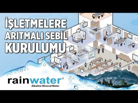 İşletme Su Arıtma Sistemleri ve Arıtmalı Sebil Sistemleri