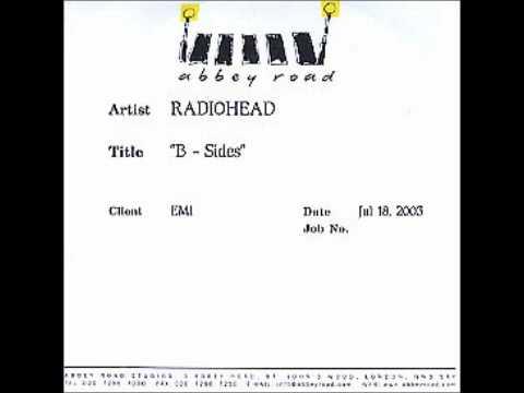 Radiohead - We Suck Young Blood (Thom Yorke remix)