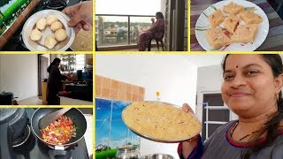 నేను చాలా కష్ట పడుతున్నాను🤔అనుకుంటే||Coconut Sooji Burfi||RAMA SWEET HOME