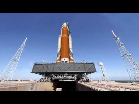 An alternative architecture: for deep space exploration using SLS and Orion.