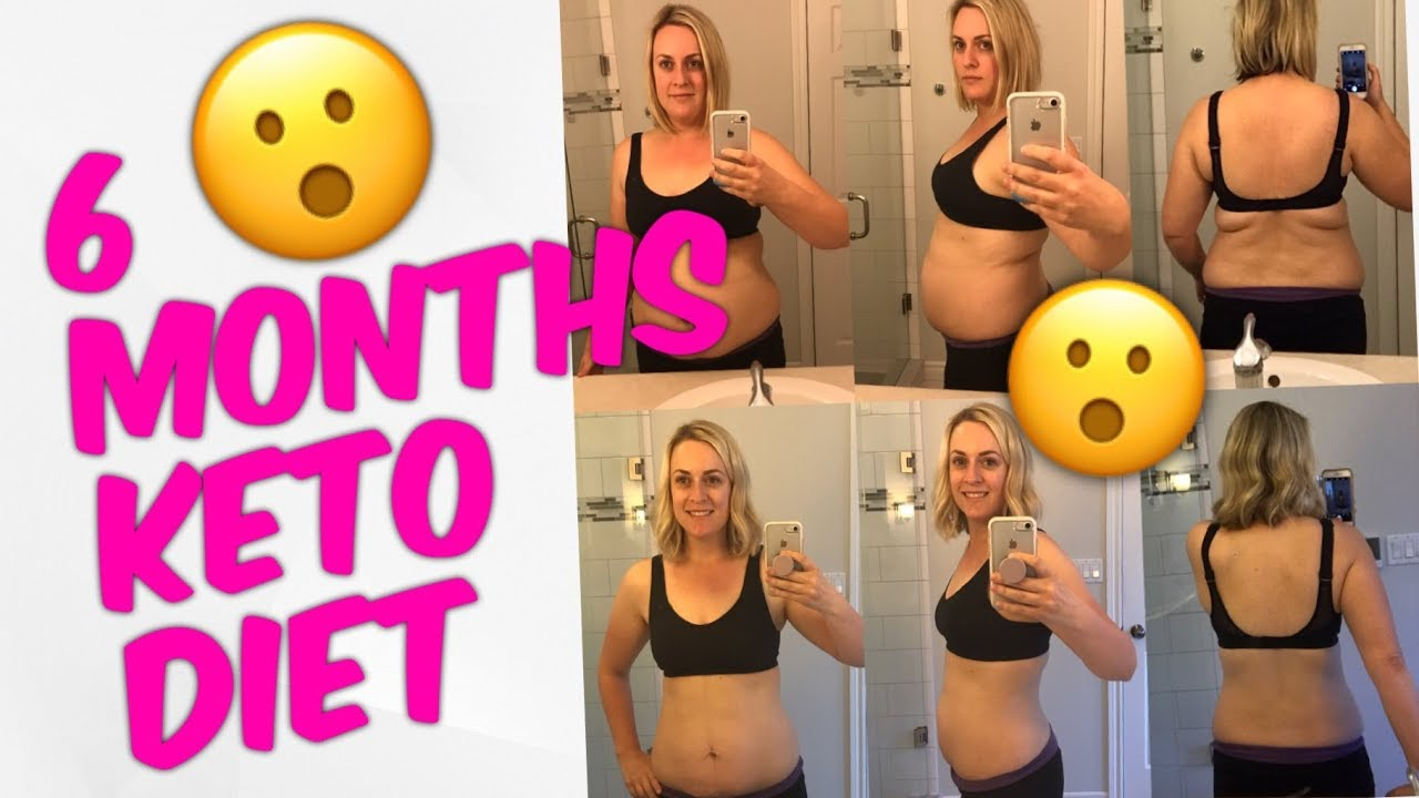 6 Months Keto - Before and After - You Can Do It Too! - YouTube