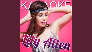 Naive (The Kooks Cover) (In the Style of Lily Allen) (Karaoke Version)