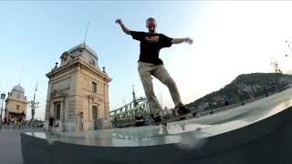 Best of Hungarian Skateboarding | 2017