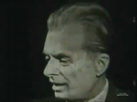 Huxley about drugs