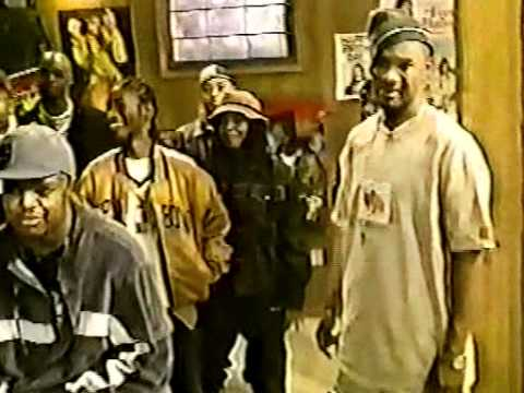 Three 6 Mafia & HCP on Rap City 1999 HypnotizedCampNet