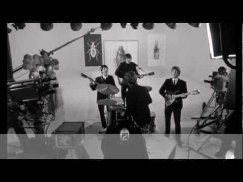 THE BEATLES - I'm Happy Just To Dance With You - 1964