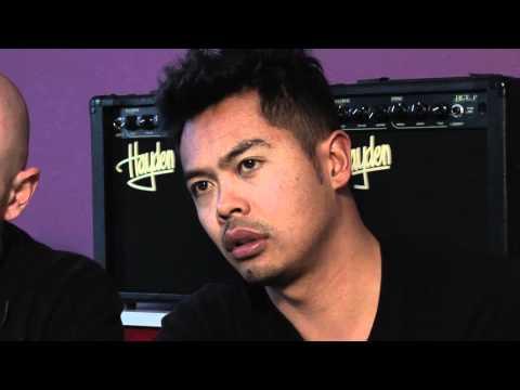 The Temper Trap interview - Dougy Mandagi and Joseph Greer (part 4)