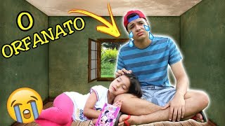 O ORFANATO #1 /  A MENINA E O MENINO QUE SONHAVAM EM TER UMA CASA - NOVELINHA INFANTIL
