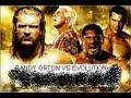 SVR 2005 Randy Orton Beats Evolution in a Handicap Match