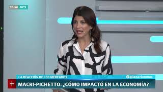 Macri-Pichetto: ¿Cómo impactó la fórmula en la economía?