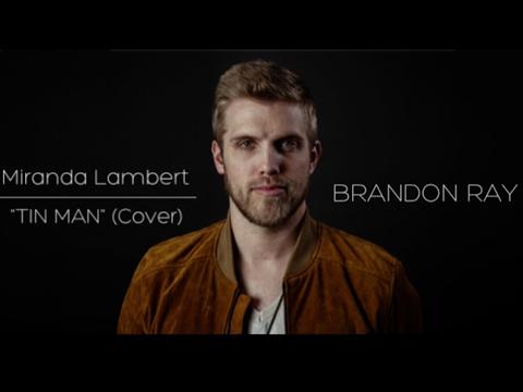 Miranda lambert tin man brandon ray acoustic cover for Miranda lambert tin man performance