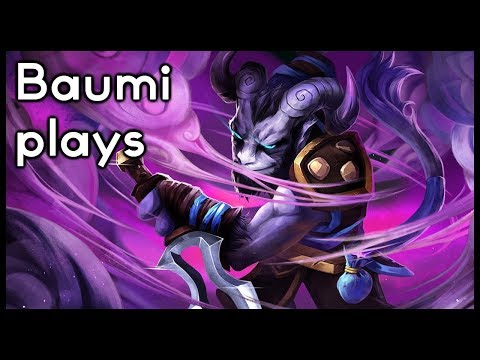 Dota 2 | NEW ULT IS INSANELY STRONG!! | Baumi plays Riki
