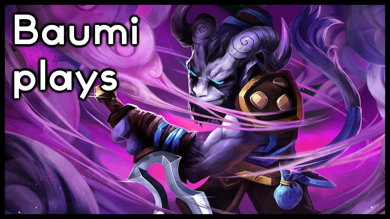 Dota  New Ult Is Insanely Strong Baumi Plays Riki