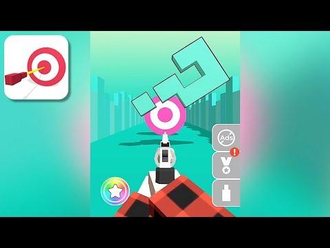 1SHOT: Quick Timing Shooter - Gameplay Trailer (iOS)