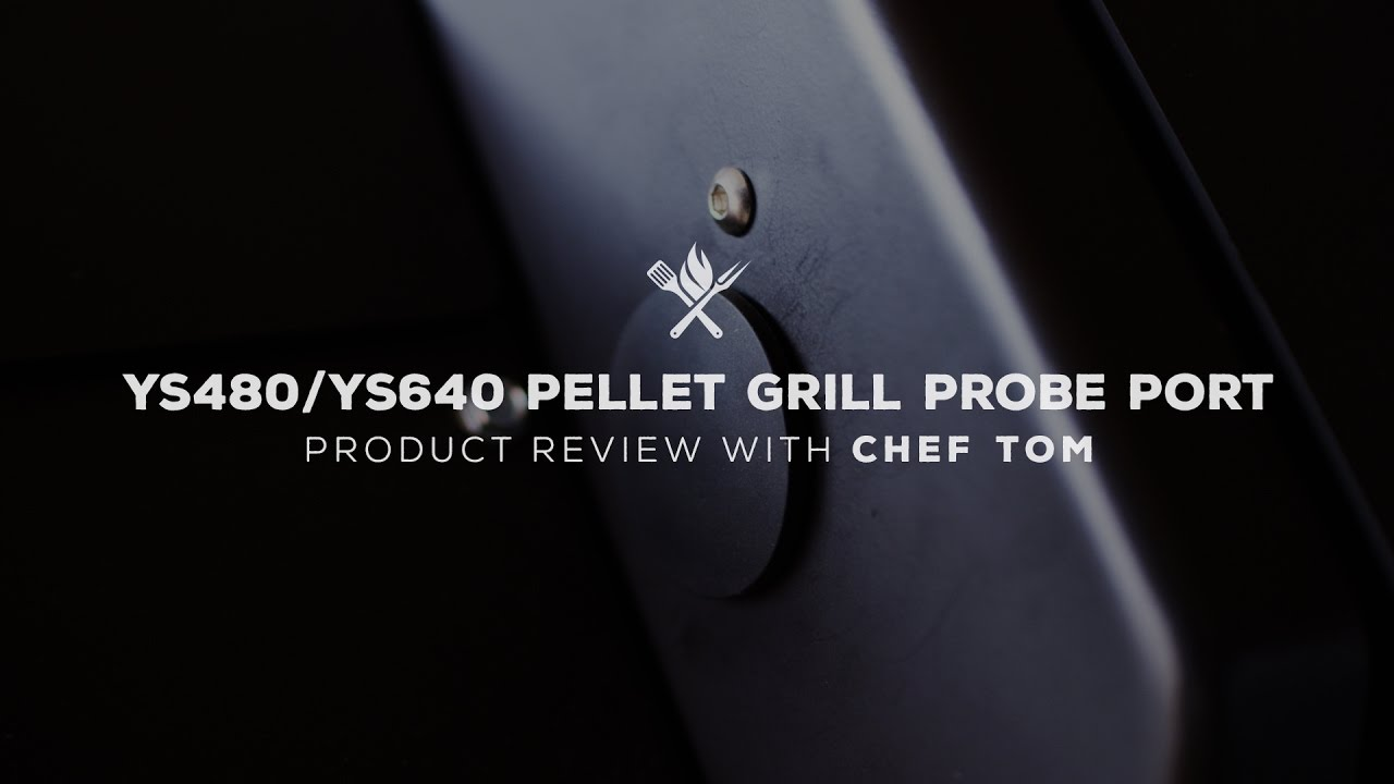 Yoder Smokers YS480/YS640 Probe Port | Product Roundup by All Things  Barbecue