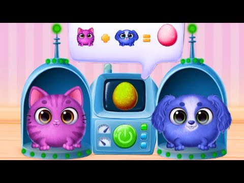 Play Fun Baby Pet Care Kids Game - Smolsies - My Cute Animal Day Care Fun Mini Games For Kids