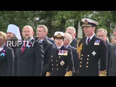 LIVE: Arkhangelsk continues to hold commemorations on 75th anniversary of Arctic Convoys