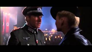 "Indiana Jones and the Last Crusade ""Indy meets Hitler."""