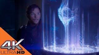 Звездный Лорд ворует сферу ✦ Стражи Галактики (2014)