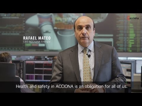 ACCIONA Energía celebrates World Day for Safety and Health at Work