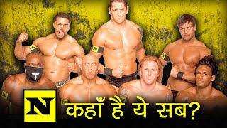 All 13 WWE NEXUS Members - Where Are They Now? (HINDI)