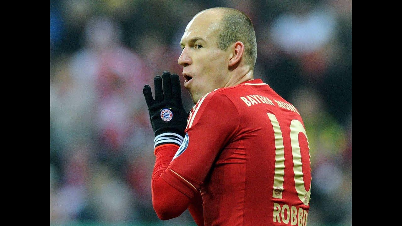 Arjen Robben Skills Goals Welcome To Man United Best