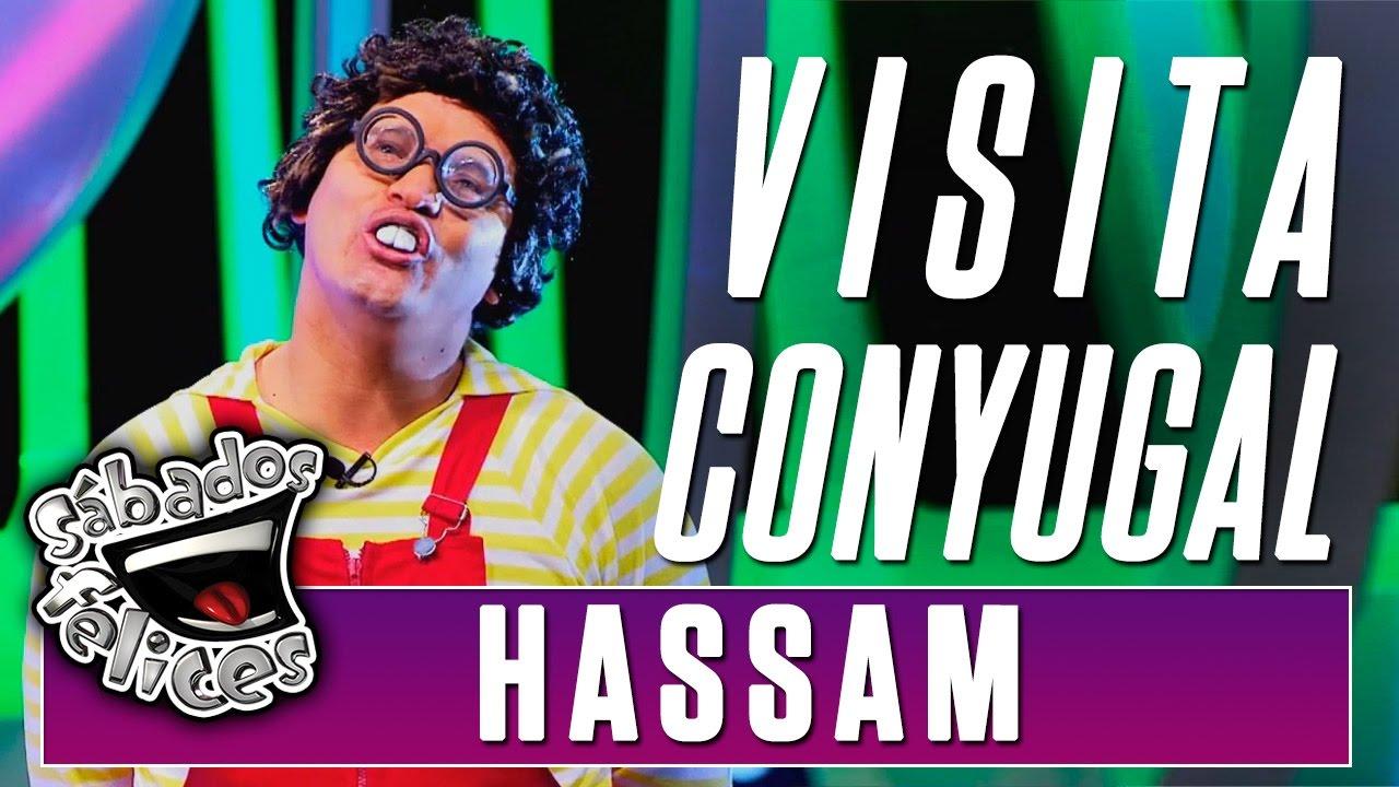 Maratón de chistes con Hassam | Sábados Felices