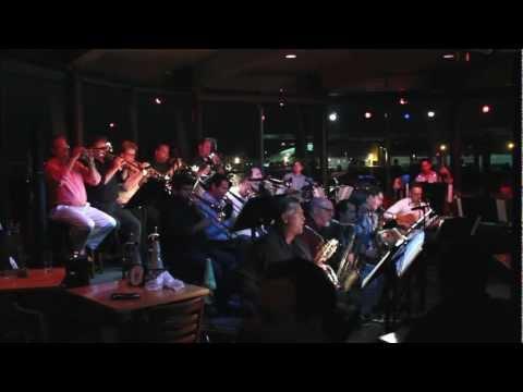 "Tim Davies Big Band - ""Caravan"""
