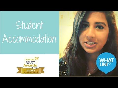 Student Accommodation Tour with Alysha