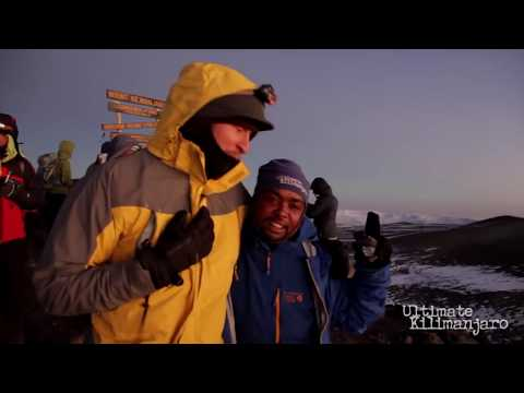 Reaching the Roof of Africa | Climbing Mount Kilimanjaro