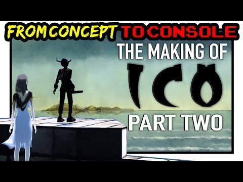 Ico - Making a Masterpiece - Part 2 - From Concept to Console