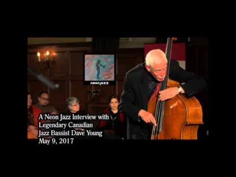 A Neon Jazz Interview with Legendary Canadian Jazz Bassist Dave Young