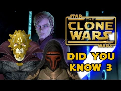 Did You Know: The Clone Wars Season 3 - Easter Eggs, Inspirations, Trivia, And More!