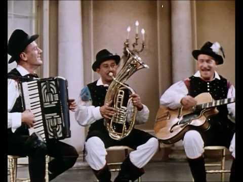 Die Lustigen Oberkrainer Musikanten - Sirenen Polka 1960
