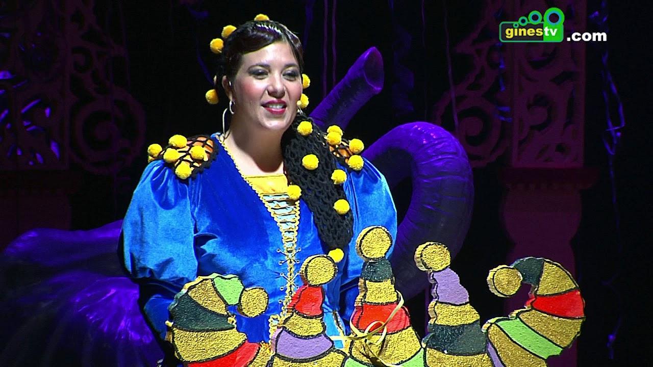 Pregón del Carnaval de Gines 2019 pronunciado por Regli Franco Estévez
