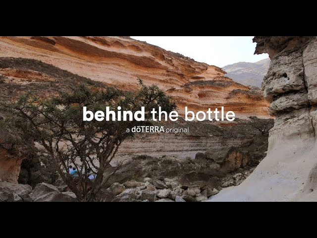 Frankincense Essential Oil | doTERRA Behind the Bottle: Episode 10