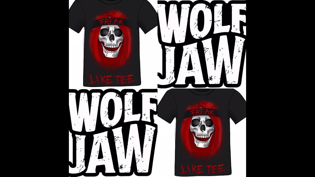 Freak Like Tee - Episode 4 - WOLF JAW