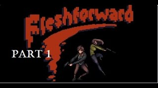 Fleshforward | Is this Resident Evil in 2D!? |  Gameplay Demo