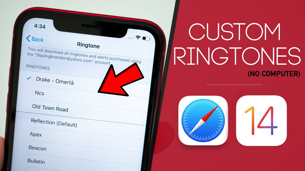 ringtones iphone