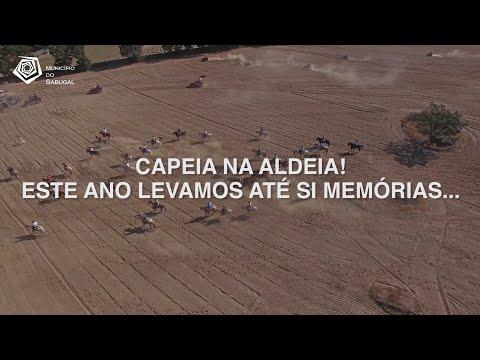 CAPEIA NA ALDEIA! ESTE ANO LEVAMOS ATÉ SI MEMÓRIAS…