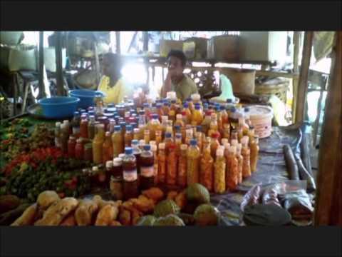 Madagascar 2012 City Market Toamasina