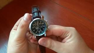Обзор мужских часов с Aliexpress. Yazole 271. Годнота?!