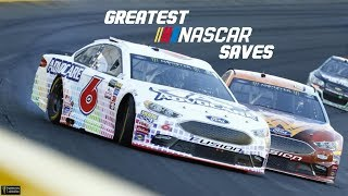 Greatest NASCAR Cup Series Saves