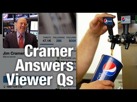 Jim Cramer Likes PepsiCo Over National Beverage