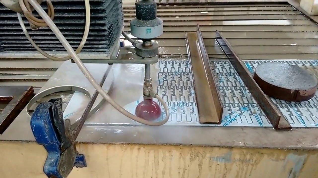 Waterjet Cutting Dillon 550B Primer Slide Track Bearings