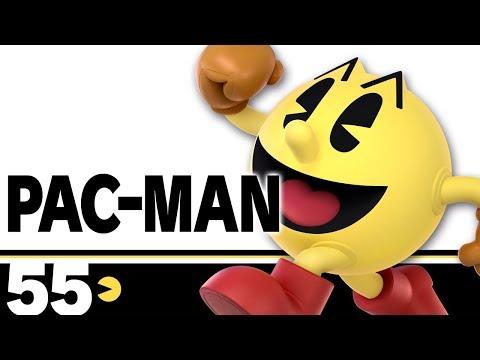 55: PAC-MAN – Super Smash Bros. Ultimate