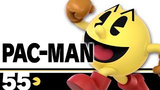55: PAC-MAN - Super Smash Bros. Ultimate