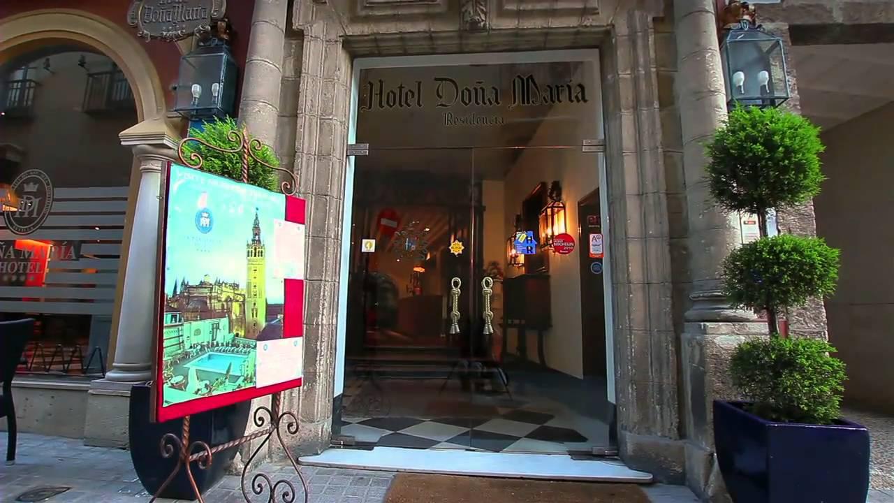 Hotel Doña Maria Sevilla