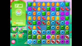 Candy Crush Jelly Saga Level 30 No Boosters 3 Stars