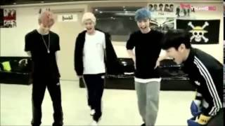 Kpop funny accidents 6